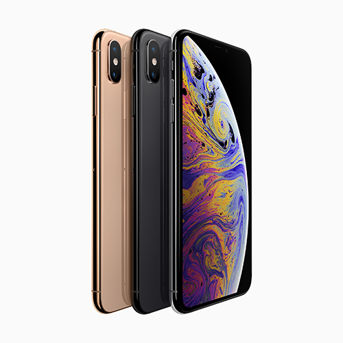 Apple iPhone XS Max picc