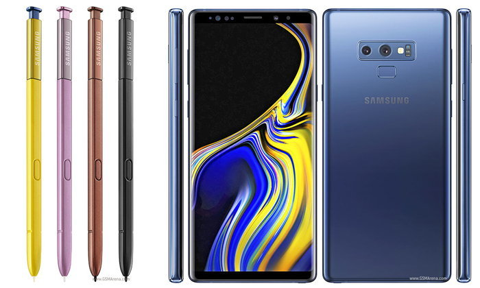 Samsung Galaxy Note 9new