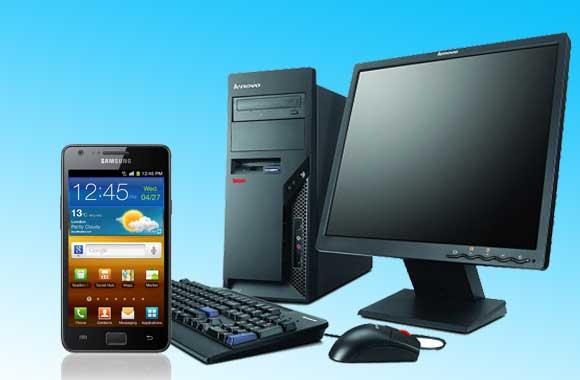 mobile&computer